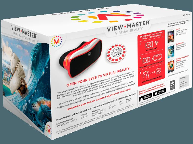 MATTEL DLL68 VIEW-MASTER STARTERPACK Virtual Reality