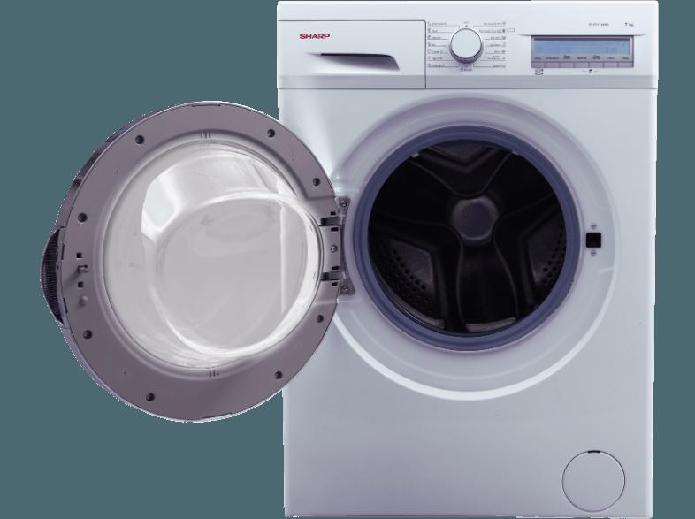 SHARP ES FC 7144 W3 DE Waschmaschine 7 Kg