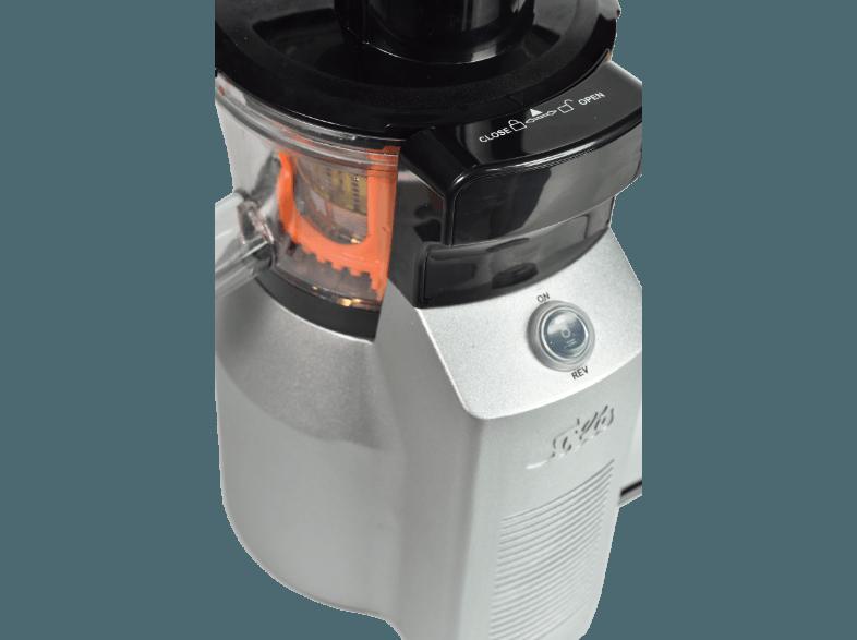 Bedienungsanleitung SOLIS 92150 Multi Slow Juicer  ~ Entsafter Solis