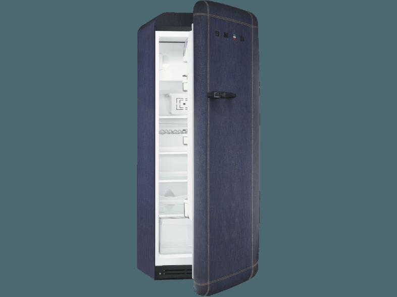 Smeg Kühlschrank Schwarz Matt : Bedienungsanleitung smeg fab rdb kühlschrank kwh jahr a