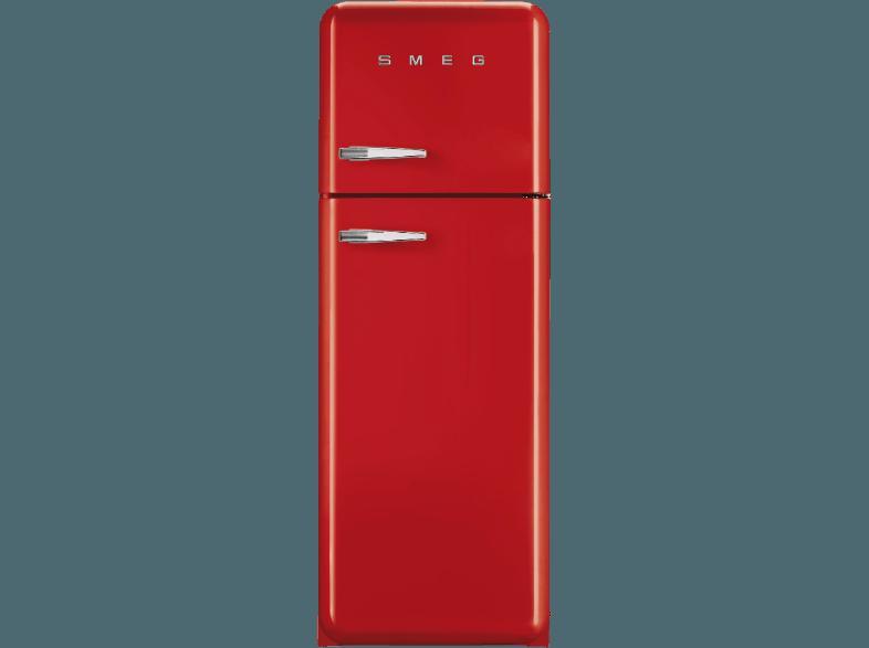 Smeg Kühlschrank Gefrierkombi : Bedienungsanleitung smeg fab rr kühlgefrierkombination