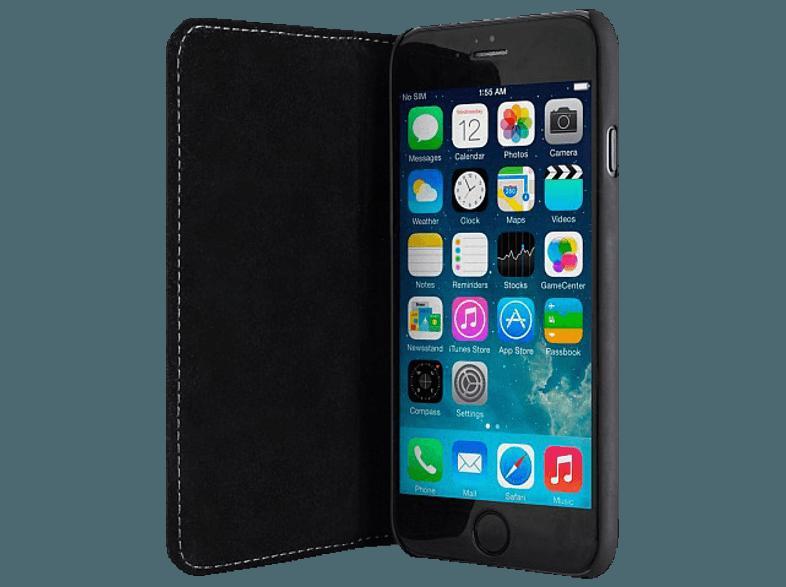 bedienungsanleitung bugatti bugatti bookcover oslo f r apple iphone 6 6s schwarz handytasche. Black Bedroom Furniture Sets. Home Design Ideas