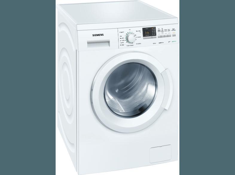 bedienungsanleitung siemens wm14q3ed1 waschmaschine 7 kg. Black Bedroom Furniture Sets. Home Design Ideas