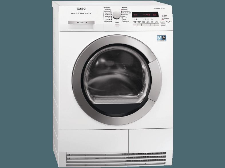 Bedienungsanleitung aeg lavatherm t vih kondensationstrockner