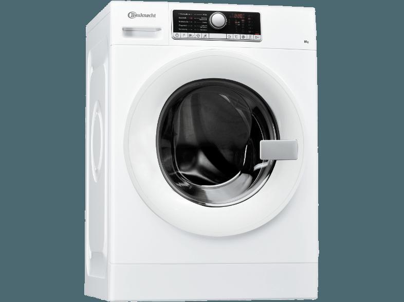 Bedienungsanleitung bauknecht wa prime 854 pm waschmaschine 8 kg