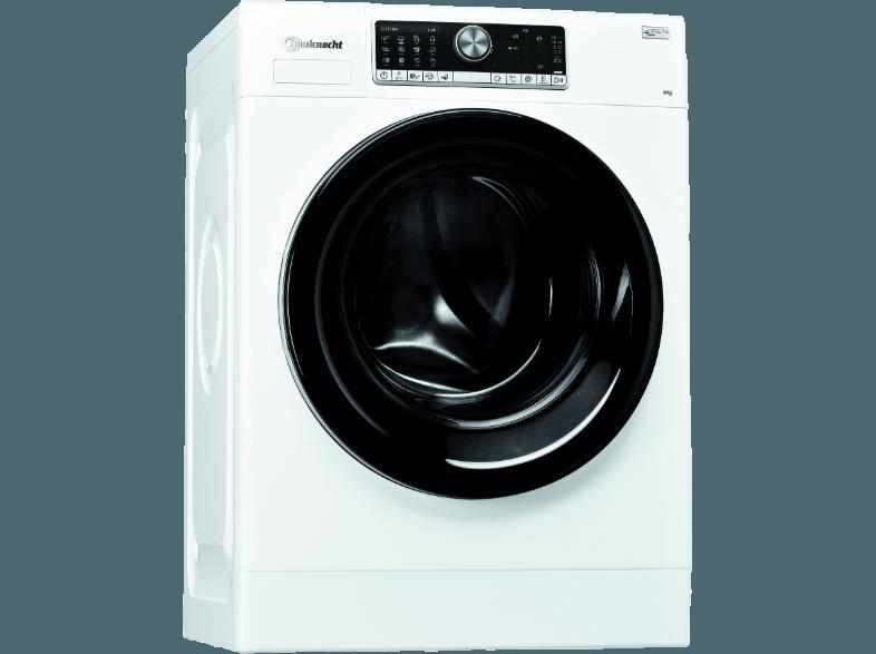 Bedienungsanleitung bauknecht wm style 824 zen waschmaschine 8 kg