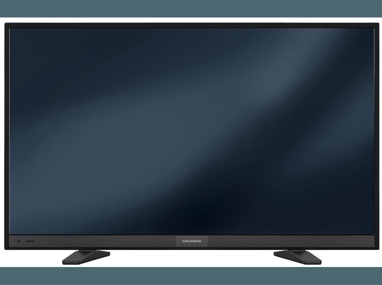 bedienungsanleitung grundig 48 vle 6520 bl led tv flat 48 zoll full hd smart tv. Black Bedroom Furniture Sets. Home Design Ideas