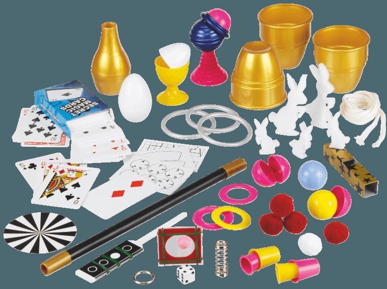 Kosmos Zauberschule Magic  Gold Edition Zauberartikel & -tricks