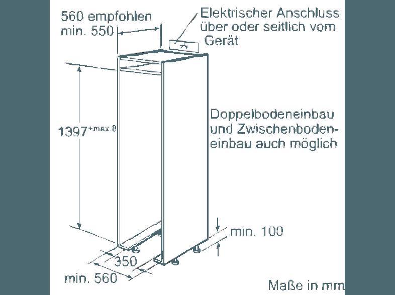 bedienungsanleitung neff k8115x0 k hlschrank 124 kwh jahr a 1397 mm hoch wei. Black Bedroom Furniture Sets. Home Design Ideas
