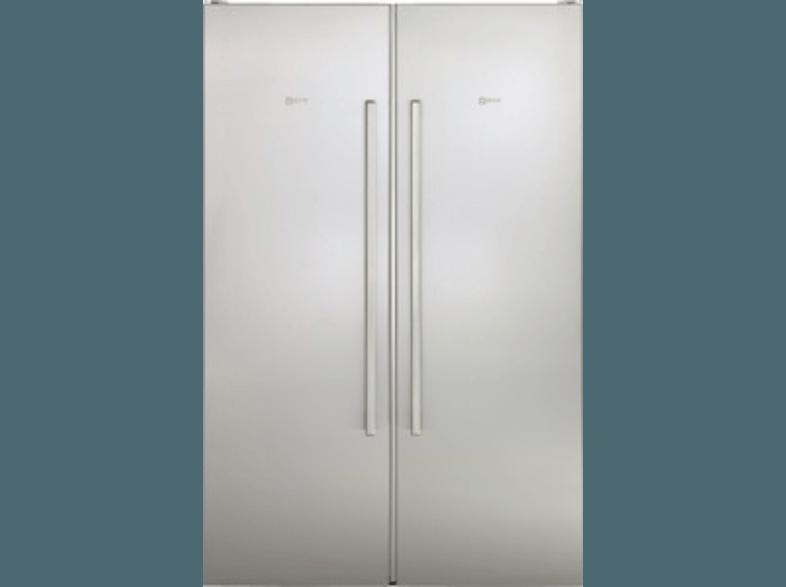 Amerikanischer Kühlschrank Neff : Bedienungsanleitung neff ka i side by side kwh jahr a