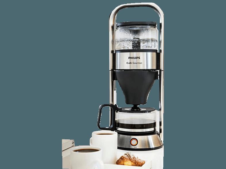 gourmet kaffeemaschine von philips