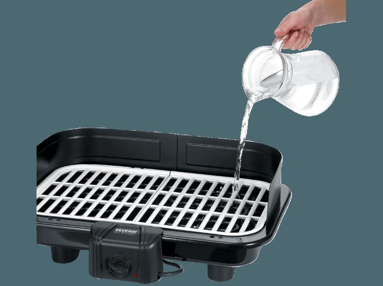 Severin Elektrogrill Pg2794 : Bedienungsanleitung severin pg 2794 barbecue grill 2500 watt