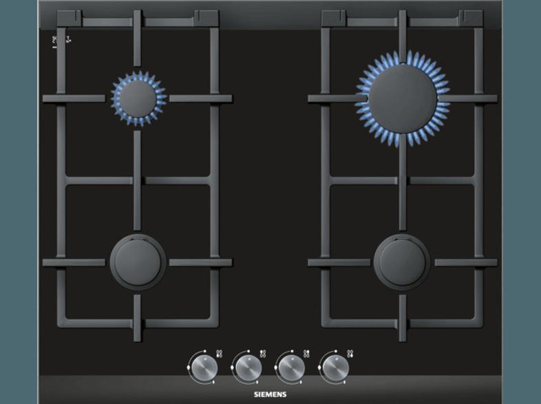 bedienungsanleitung siemens er626pb70d gas kochfeld 602. Black Bedroom Furniture Sets. Home Design Ideas
