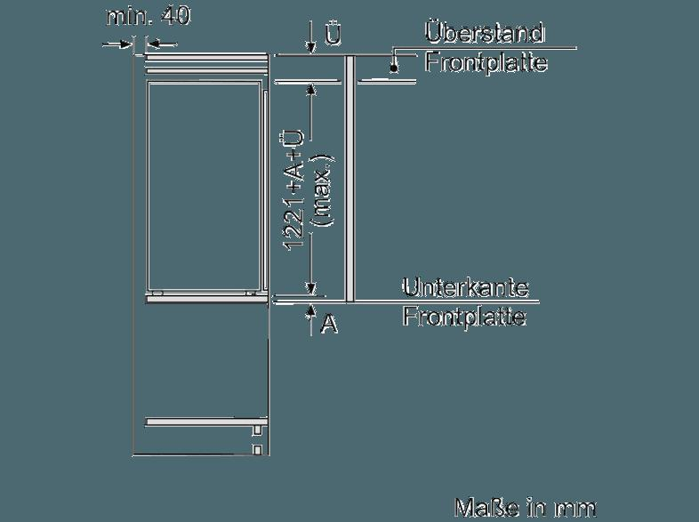 Siemens Kühlschrank Handbuch : Bedienungsanleitung siemens kf laf kühlschrank kwh jahr a