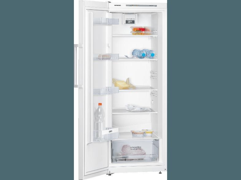 Kühlschrank Hoch : Bedienungsanleitung siemens ks29vnw30 kühlschrank 107 kwh jahr a