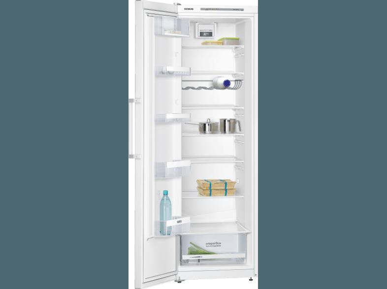 Siemens Kühlschrank Groß : Bedienungsanleitung siemens ks vvw kühlschrank kwh jahr a