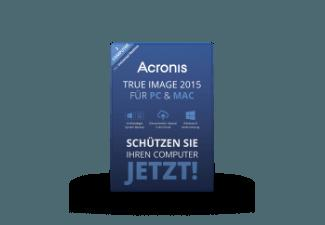 Acronis True Image 2015 für PC & MAC