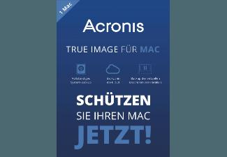 Acronis True Image für Mac
