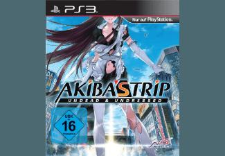 Akibas Trip 2: Undead & Undressed [PlayStation 3]