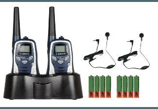 ALBRECHT 29888 Tectalk Smart XL Set Walkie Talkie