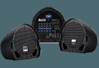ALTO PROFESSIONAL Mixpack Express- Portables PA System 1 Paar