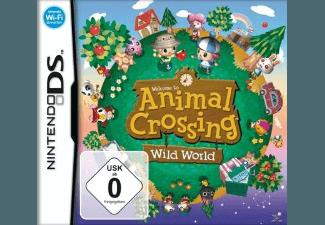 Animal Crossing: Wild World [Nintendo DS]