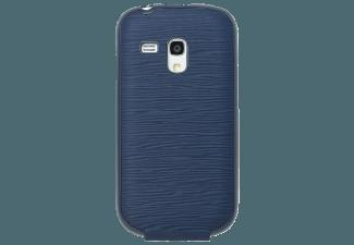 ANYMODE ANY-BCCC000KBL Flip Case - Cradle Case Handy-Tasche Galaxy S3 mini