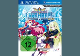 Arcana Heart 3: Love Max [PlayStation Vita]