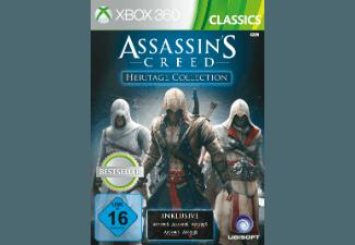 Assassin's Creed Heritage Collection [Xbox 360]