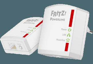 AVM FRITZ!Powerline 510E Set Powerline-Adapter Set