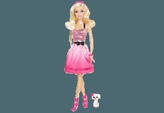 BARBIE BLR73 Fasionistas Barbie & Tier Pink