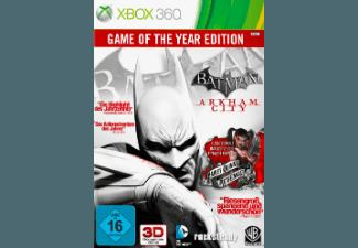 Batman: Arkham City (Game of the Year Edition) [Xbox 360]