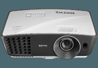 BENQ W750 Beamer (HD-ready, 3D, 2.500 ANSI Lumen, DLP BrilliantColor)