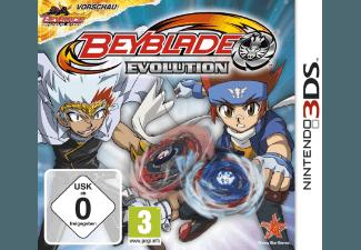 BEYBLADE: Evolution [Nintendo 3DS]