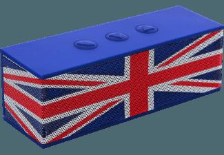 BIGBEN BT 01 Union Jack Dockingstation Mehrfarbig