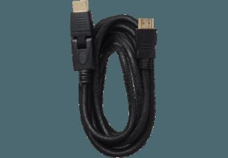 BIGBEN HDMI®-Kabel 1.4/3D LX Rotationsstecker