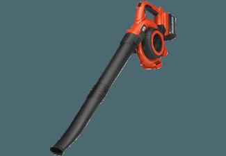 BLACK DECKER GWC 3600 L20 Laubsauger Orange/Schwarz ()