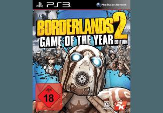 Borderlands 2 (Game of the Year Edition) [PlayStation 3]