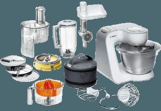 Bedienungsanleitung BOSCH MUM 54251 Küchenmaschine Weiß 900 ...