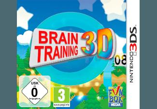 Brain Training 3D [Nintendo 3DS]