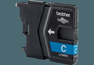 BROTHER LC 985 C Tintenkartusche cyan