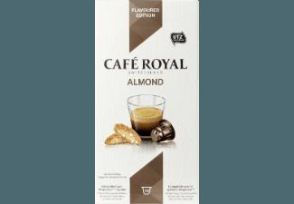 CAFE ROYAL 2000573 Almond Flavoured Edition 10 Kapseln Kapsel  (Nespresso® Kapselmaschinen)
