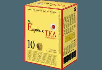 CAFFE VERGNANO Espresso Tea English 10 Kapseln Teekapseln English Breakfast (Nespresso®)