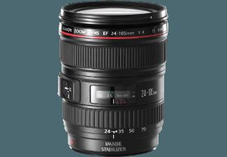 CANON EF 24-105mm f/4L IS USM Standardzoom für Canon EF (24 mm- 105 mm, f/4)