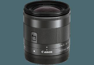 CANON EF-M 11-22mm IS STM Weitwinkel für Canon EF-M (11 mm-22 mm, f/4-5.6)