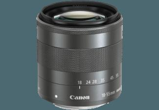 CANON EF-M 18-55 mm / 3,5-5,6 IS STM Standardzoom für Canon EF-M (29 mm-88 mm, f/3.5-5.6)