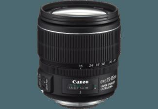 CANON EF-S 15-85mm f/3.5-5.6 IS USM Standardzoom für Canon EF-S (15 mm- 85 mm, f/3.5-5.6)