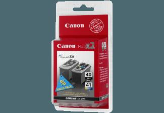 CANON PG 40/CL 41 MULTIPACK Tintenkartusche Color