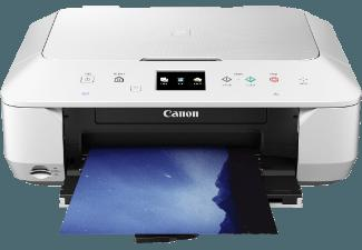 CANON Pixma MG 6650 Tintenstrahl 3-in-1 Multifunktionsgeräte WLAN