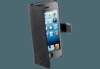 CELLULAR LINE 34406 Handy Klapptasche iPhone 5